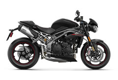 New Speed Triple RS (2018)